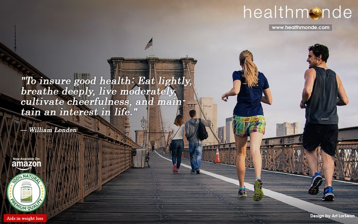 """https://www.healthmonde.com/  """"To insure good health: Eat lightly, breathe deeply, live moderately, cultivate cheerfulness, and maintain..    AMAZON : https://www.healthmonde.com/"""