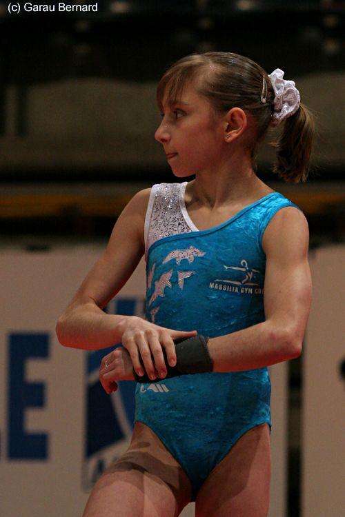 Viktorya Komova (Russia).