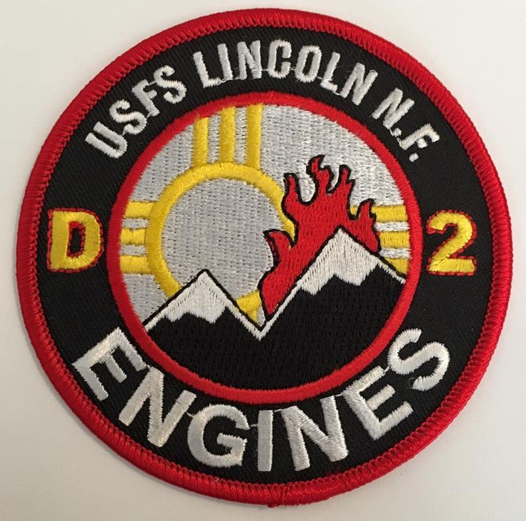 United States Forest Service Lincoln National Forest District 2 Engines