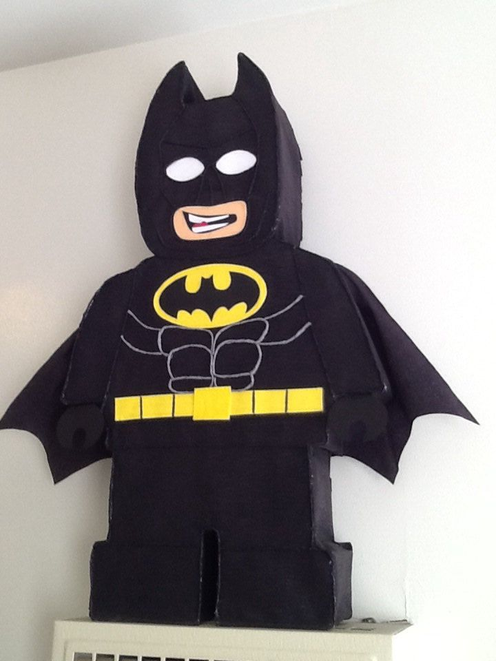 Batman pinata. Lego Batman pinata. Lego Batman by aldimyshop, $28.00