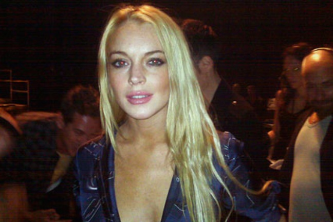 17 Best Images About Lindsay Lohan On Pinterest