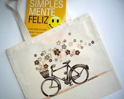 Ecobag Bicicleta