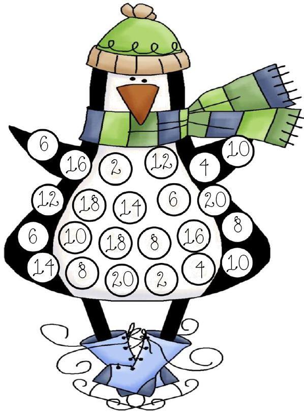 Jeux et ateliers de calcul - L'école de Crevette