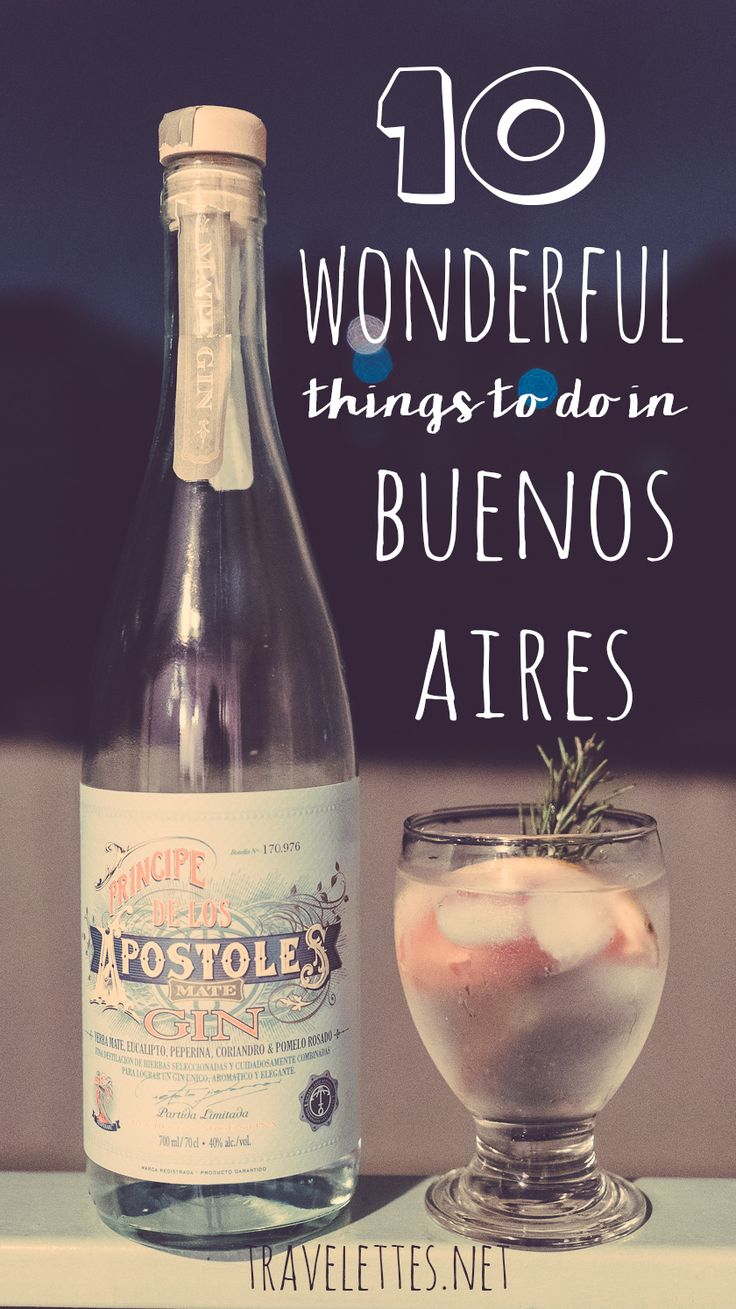 Travelettes » » 10 wonderful things to do in Buenos Aires