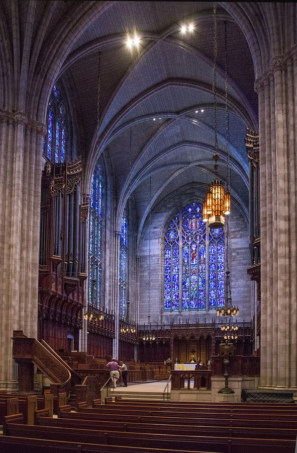 Princeton University Chapel ~ New Jersey