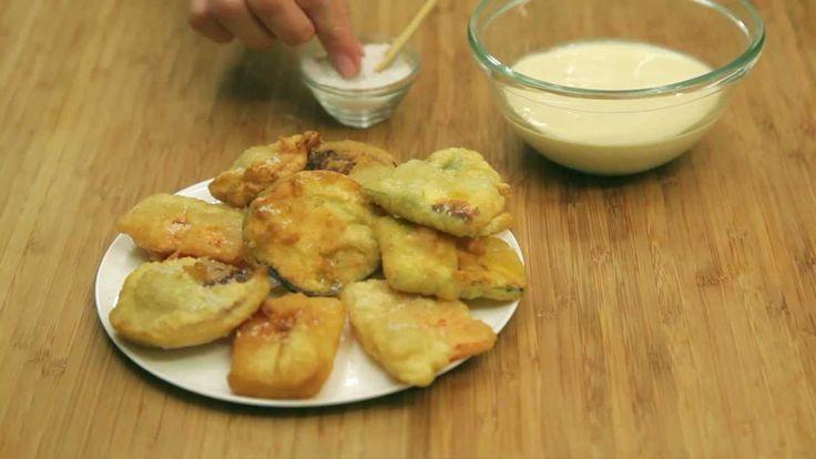 Secret de Chef - Comment préparer une pâte Tempura ?