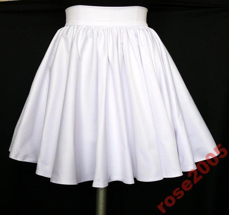 Mega Rozkloszowana Spodnica Z Kola 64 Kolory R M 5171251761 Oficjalne Archiwum Allegro Fashion Tulle Skirt Skirts