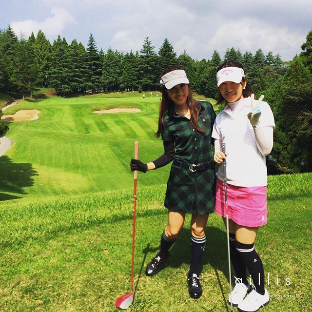 シルバーウィークの初日はゴルフでしたぁ♡ 自然の中の運動はストレス発散になるね♡ #全身キャロウェイ #新作  #はじめてよかった #キャロウェイ #秋ウェア #ゴルフ #シルバーウィーク #ゴルフ女子 #キャロウェイアパレル #タータンチェック #レディース #ゴルフコース #ワンピース #サンバイザー #チェック #ブロガー #キャロウェイアパレルガールズブロガー #ストレス発散 #自然 #千葉県新日本ゴルフ倶楽部 #SW #golf #holiday #golfcourse #leadies  #japan #Callaway #callawayapparel #wear