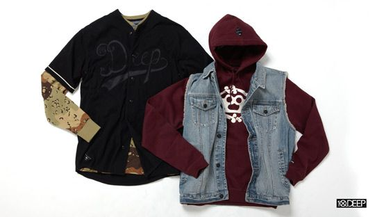 10. Deep Holiday 2011 Collection
