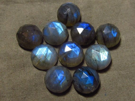 12 mm  10 pcs  Gorgeous Nice Quality AA by gemsnjewelry on Etsy, $50.00
