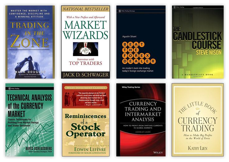 forex giveaway win 8 trading books that all traders must read - Best Currency Trader