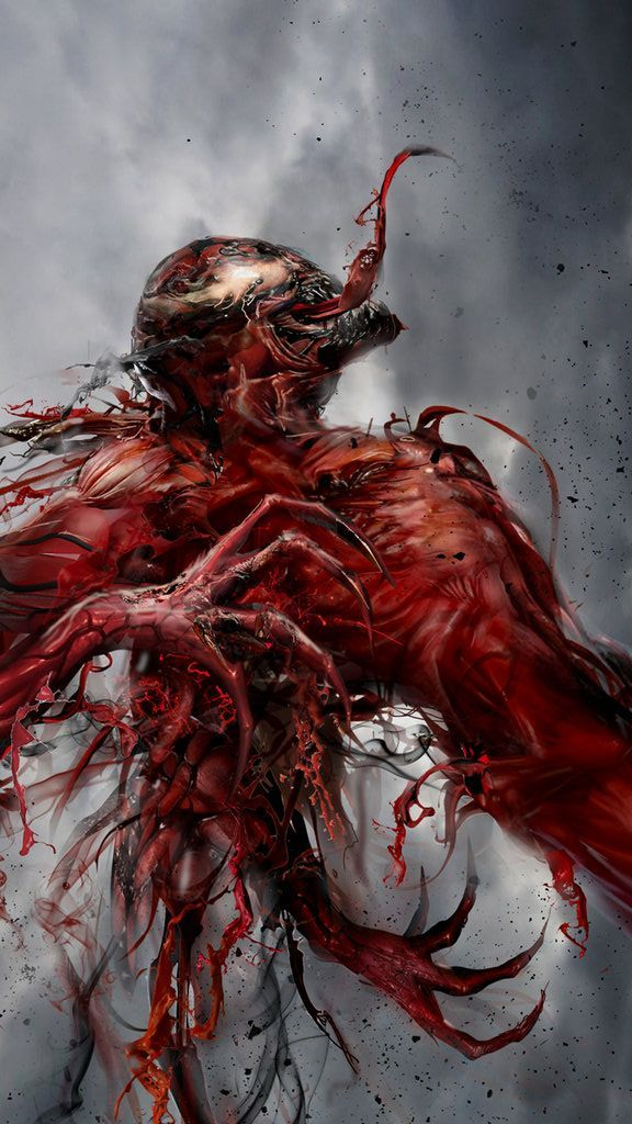 Carnage by John Gallagher I'd get his face tatted on my shoulder. He just speaks to me.