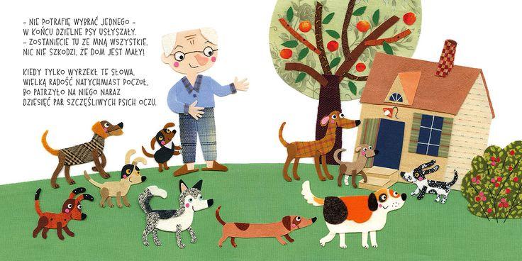 polska ilustracja dla dzieci: Zapowiedź - Liczypieski