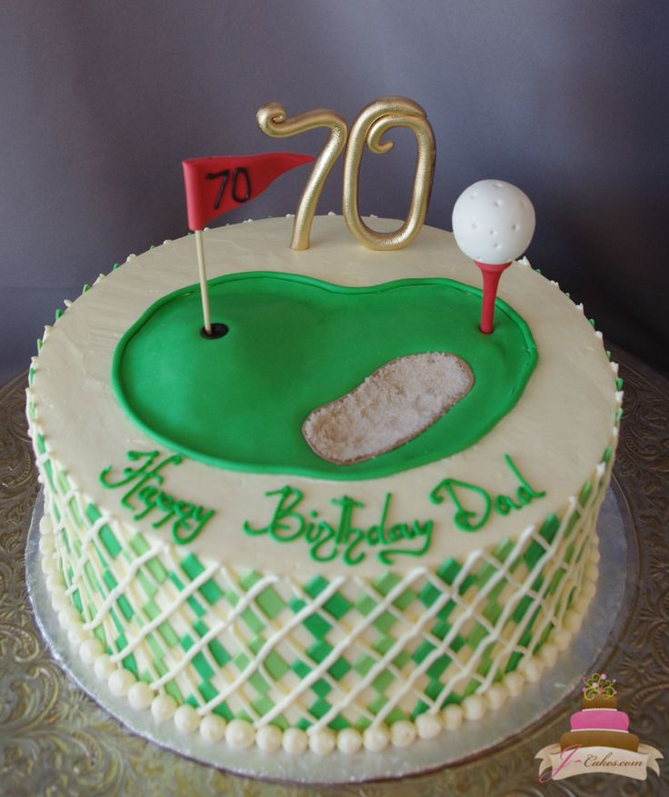 1000+ ideas about Golf Themed Cakes on Pinterest Golf ...