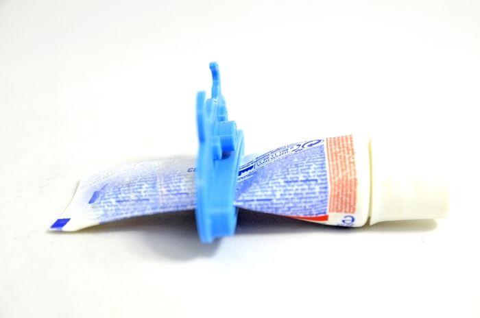 Wielozadaniowy, uniwersalny wyciskacz do past do zębów. Drukowanie 3D http://3dpoint.pl/?product=wyciskacz-do-pasty
