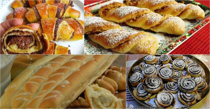 7 isteni péksüti házilag készítve!