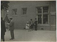 feest school C lindelaan 8 rijswijk 1921
