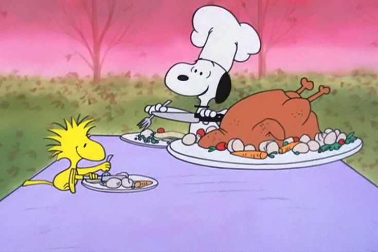 Those dishes can wait! After your Turkey Day meal, pop in one of our favorite Thanksgiving movies for kids, then kick back and relax