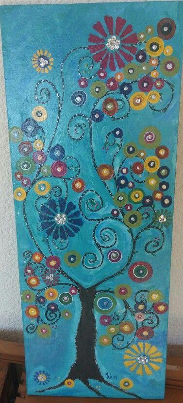 Pintado sobre madera en acrilico por      Mar cucurull.si te interesa ponte en contacto.