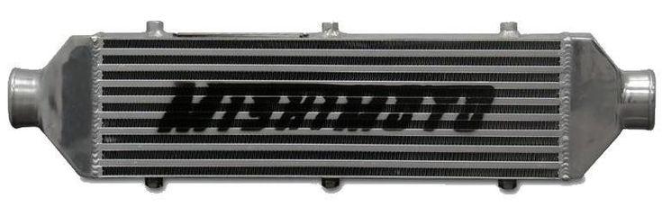 Mishimoto 2007-2010 BMW 335i 335xi/ 2008-2011 BMW 135i/ 2011 BMW 1 Series M 3.0L Black Performance Intercooler