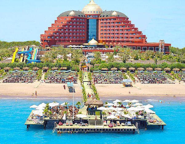 Delphin Palace Hotel - Aksu-Lara, Antalya Otelleri