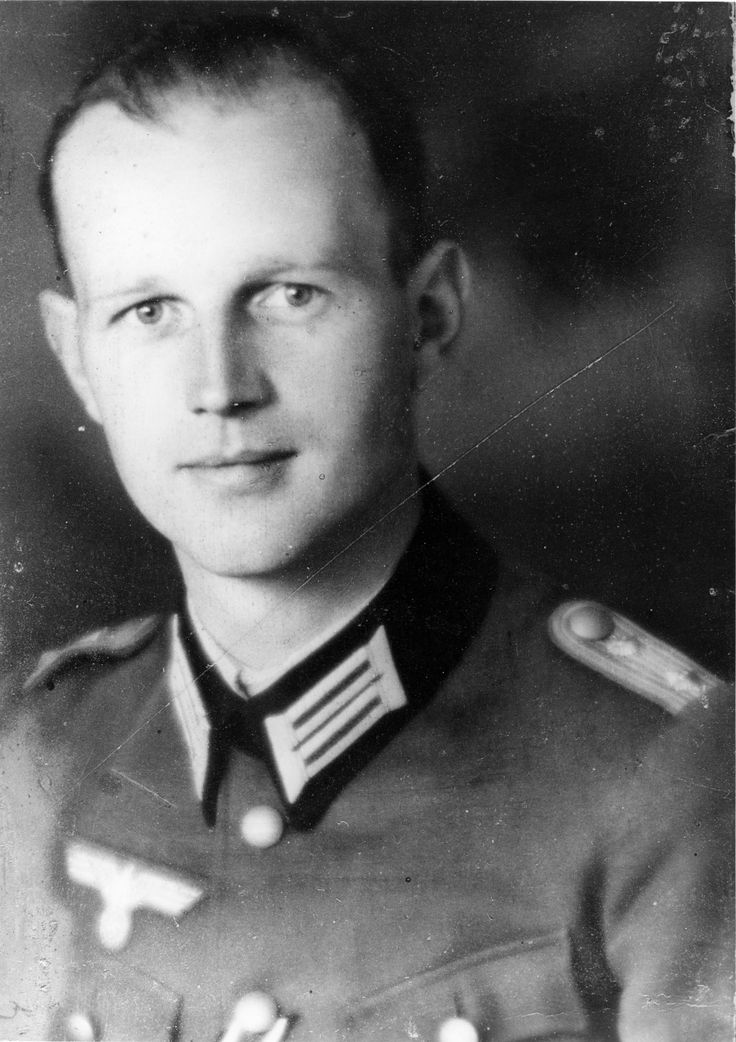 Karl Ernst Rahtgens (27 August 1908 – 30 August 1944). was a German officer in the Wehrmacht during World War II, and an active resistance fighter against the Nazi régime. His uncle was Field Marshal Günther von Kluge. Rahtgens, who held the rank of oberstleutnant, was arrested in Belgrade for his involvement in the 20 July plot to assassinate Adolf Hitler. He was sentenced to death on 30 August 1944 by the Volksgerichtshof and was hanged later the same day at Plötzensee Prison in Berlin.