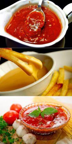 Самые вкусные соусы!
