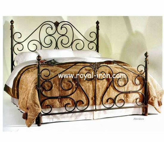 55 Best Wrought Iron Beds Images On Pinterest
