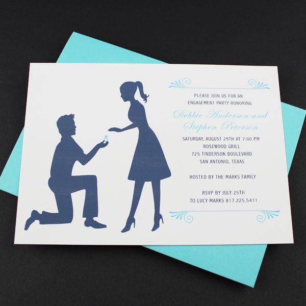 40 best images about Wedding Invites on Pinterest - free engagement party invitation templates printable