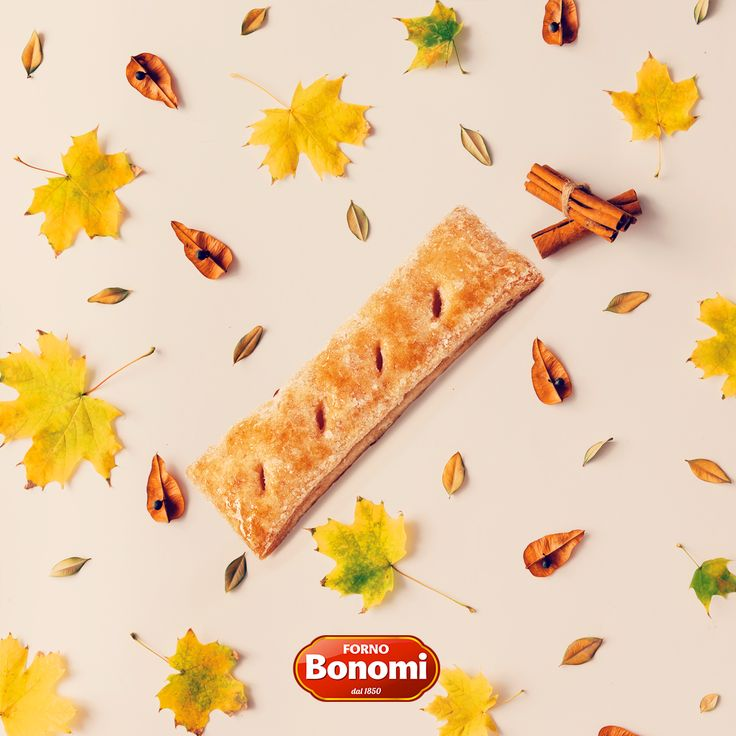 Our sugar topped puff pastry are always good, especially in Autumn!  http://fornobonomi.com/en/sugar-topped-puff-pastry/56