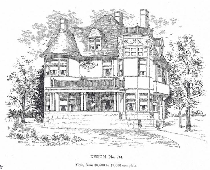79 best images about vintage house plans 1800s on for 19th century farmhouse plans