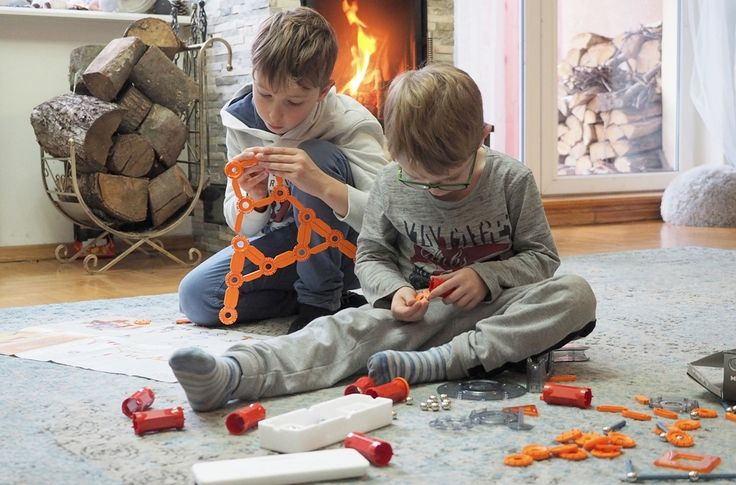 Geomag magnetyczne klocki konstrukcyjne - propozycje zabaw