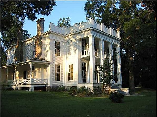 Mcbride screws tyson house montgomery alabama 1838 for Home builders in montgomery al