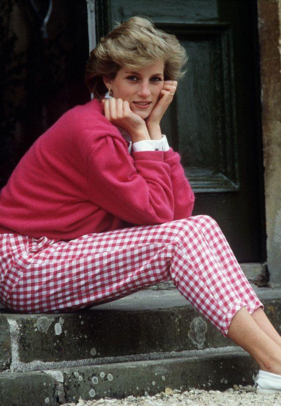 Diana; Highgrove, UK, 1986 © Getty Images