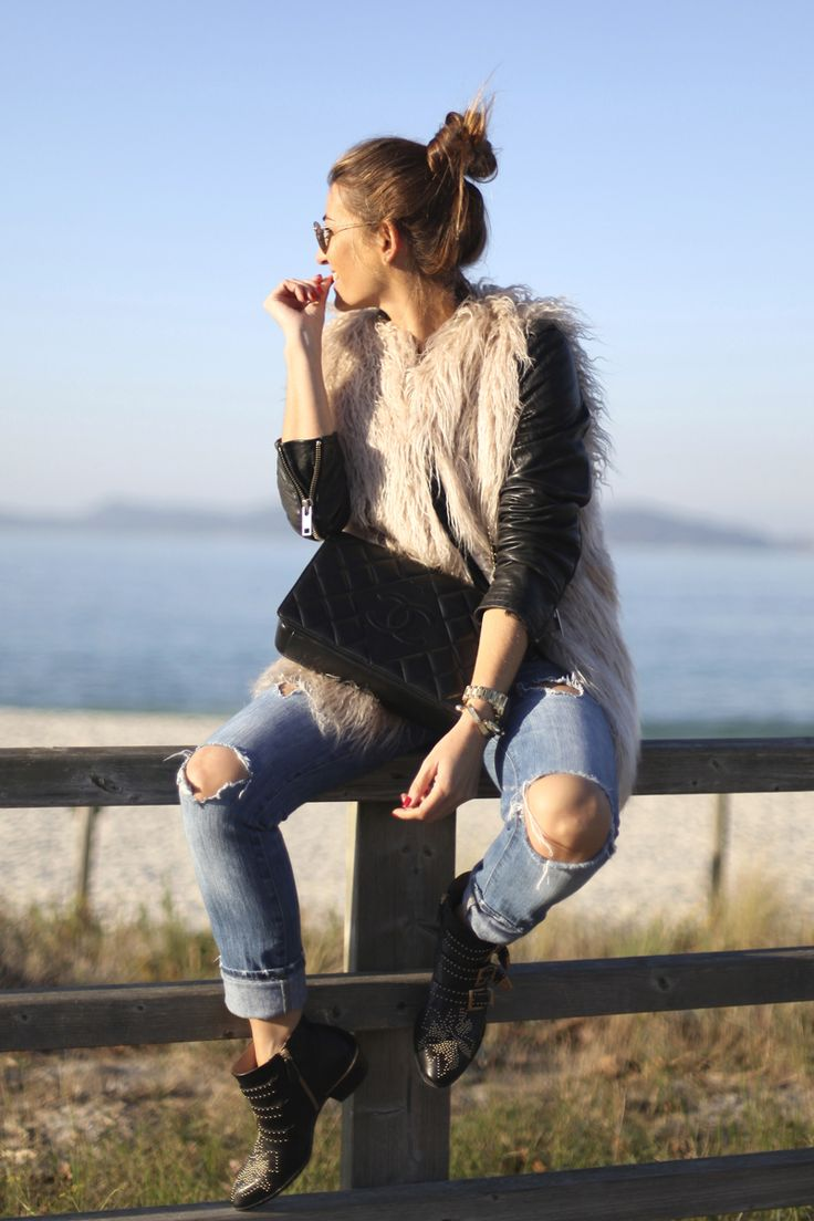 19.bartabac, bartabacmode, faux fur, jeans, chloè, chanel, bag, beach, blog, blogger, fashion, look, streetstylejpg