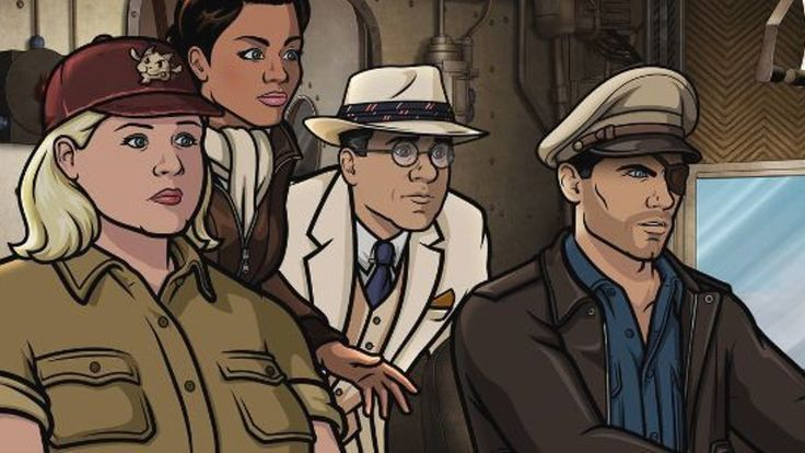 FXX Announces The Premiere Date of ARCHER Season 9! — GeekTyrant