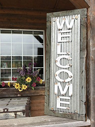 Image result for vertical rustic sign