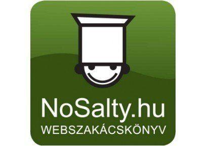 NoSalty.hu - webszakácskönyv