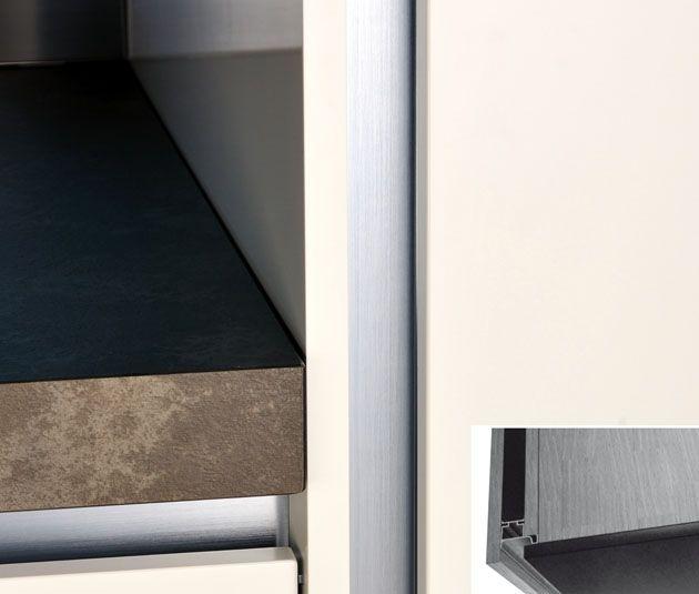 Accesorii moderne pentru Mobila de Bucatarie cu Profile din Aluminiu