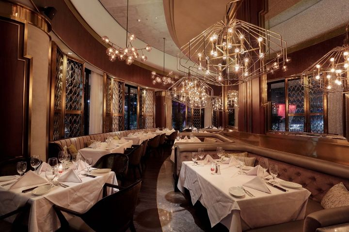 Ruth Chris Steak House, SomersetApartment by Metaphor Interior, Jakarta – Indonesia » Retail Design Blog