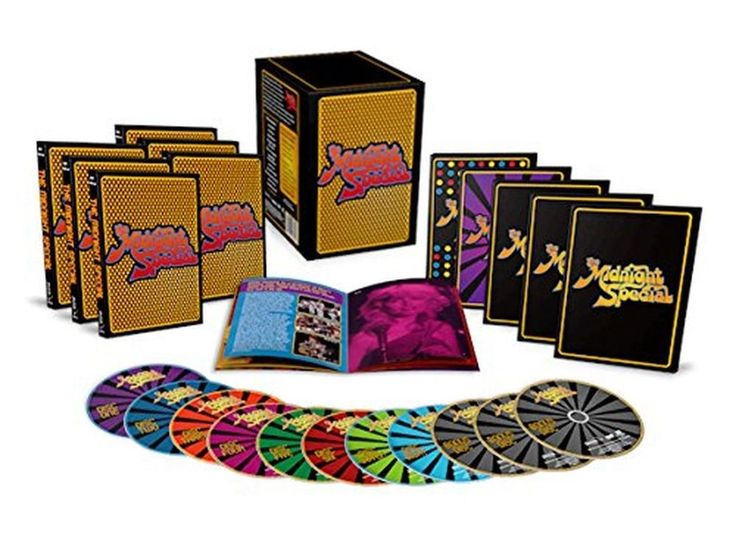 BRAND NEW The Midnight Special:  Complete Collection Boxed 11 DVD Set
