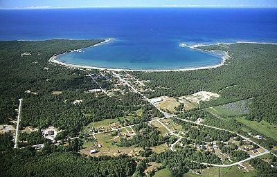 Providence Bay, Manitoulin Island, Ontario, Canada
