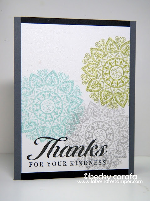{the lakeshore stamper}: Mehndi Medallion