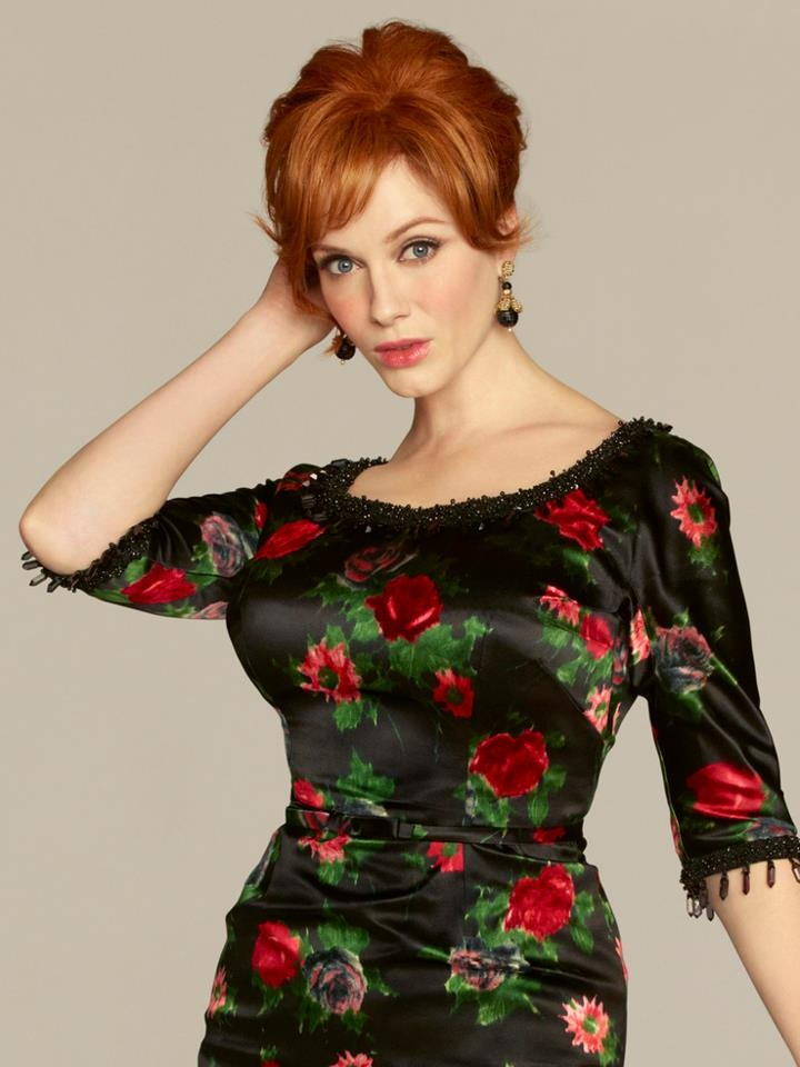 Christina Hendricks...