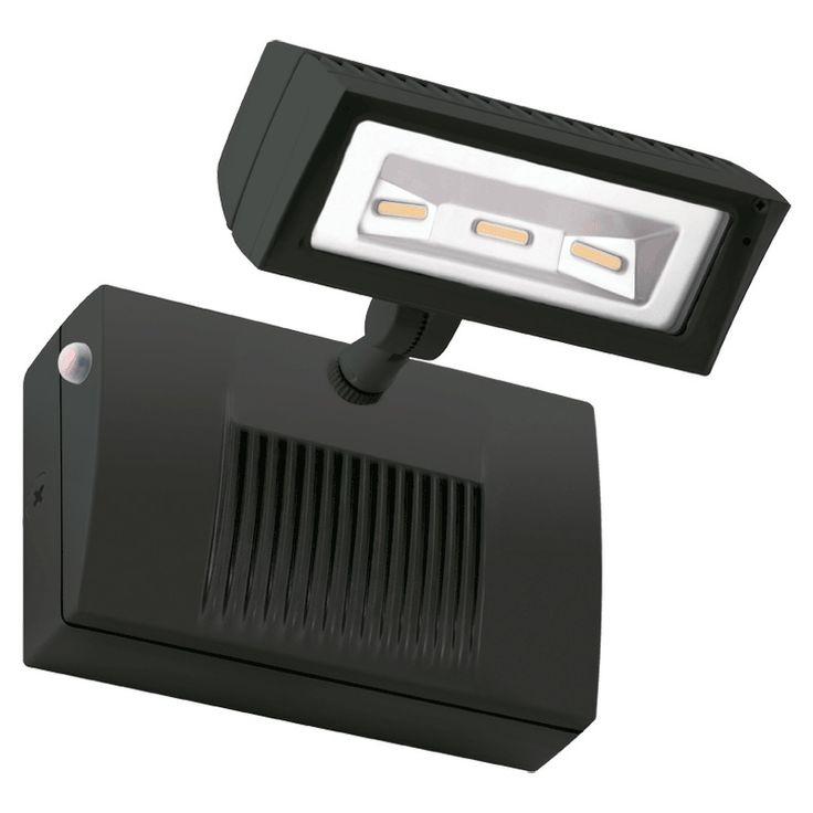 RAB 18 Watt LED Flood Light With Emergency Battery Cool