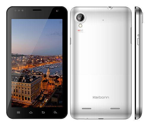 Karbonn has launched a new Smartphone as Karbonn A30 in the Indian market today