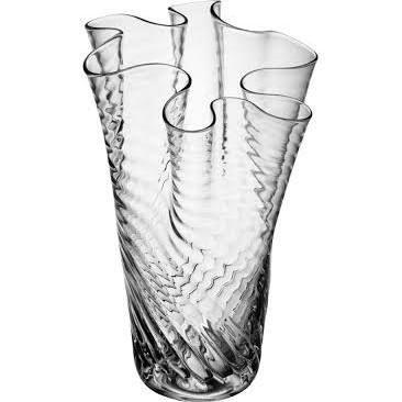 Vase 25cm Orietta Clear Collection Vase by LSA