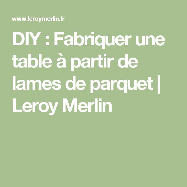 17 mejores ideas sobre parquet leroy merlin en pinterest le roy merlin cuis - Promo parquet leroy merlin ...