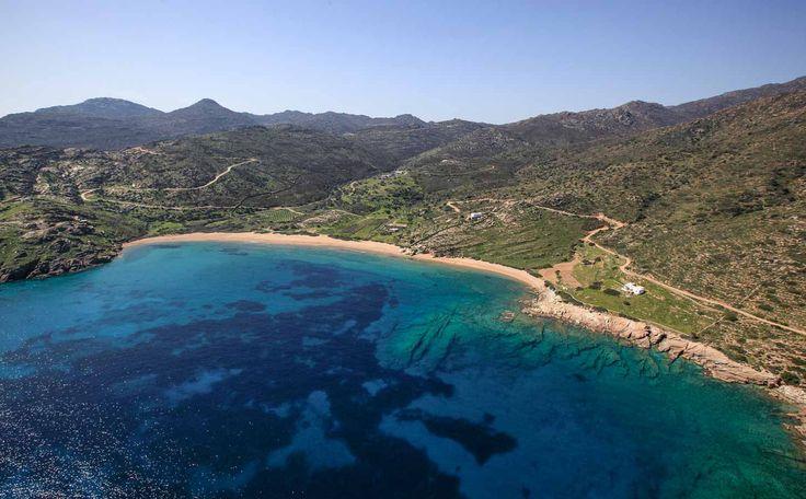 Kalamos beach Ios, Greece