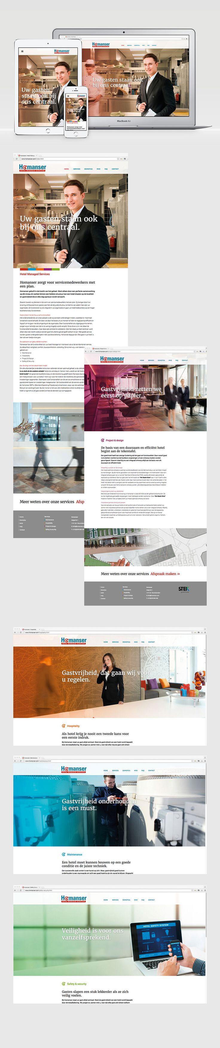 Webdesign :: Homanser ::